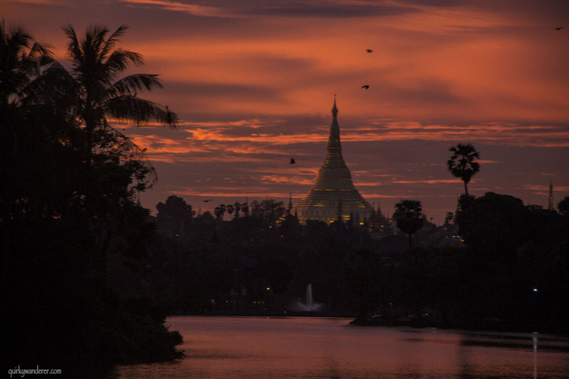 red-sunset-at-yangon