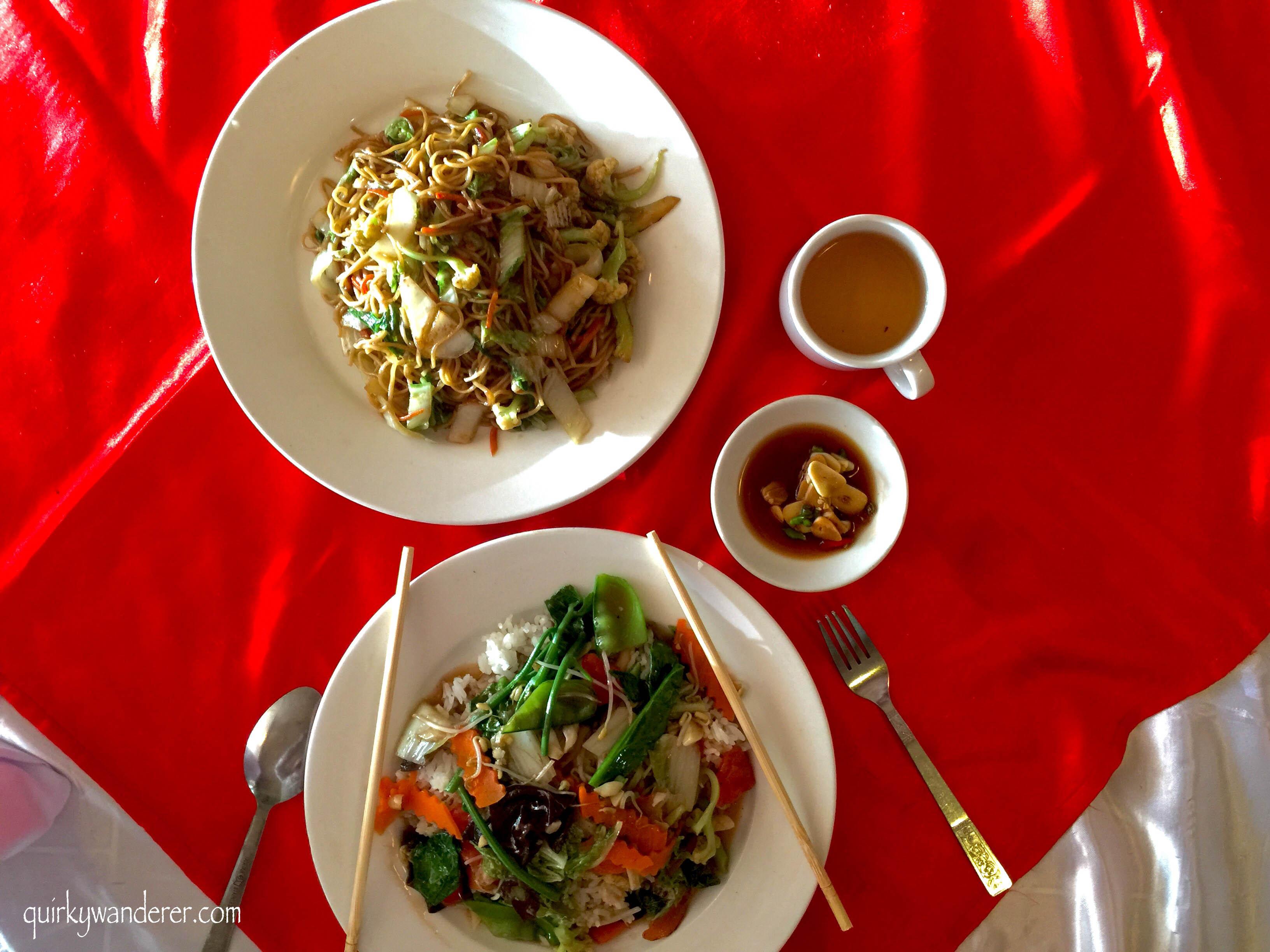 : Vegetarian food in Myanmar: A complete survival guide