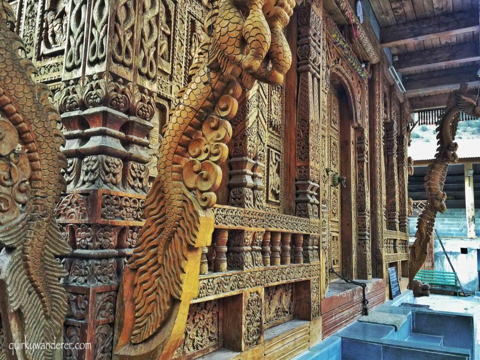 Badrinarayan devta temple