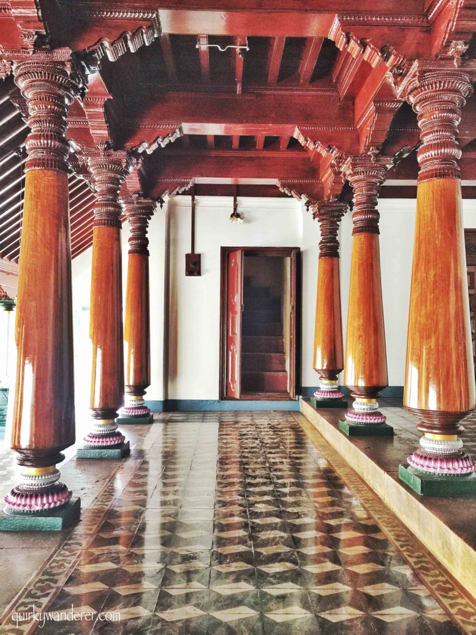 Chettinad houses