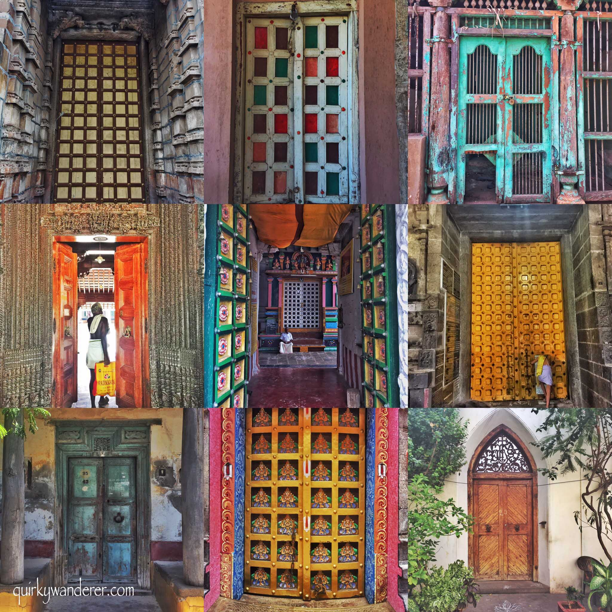Doors in Tamil Nadu