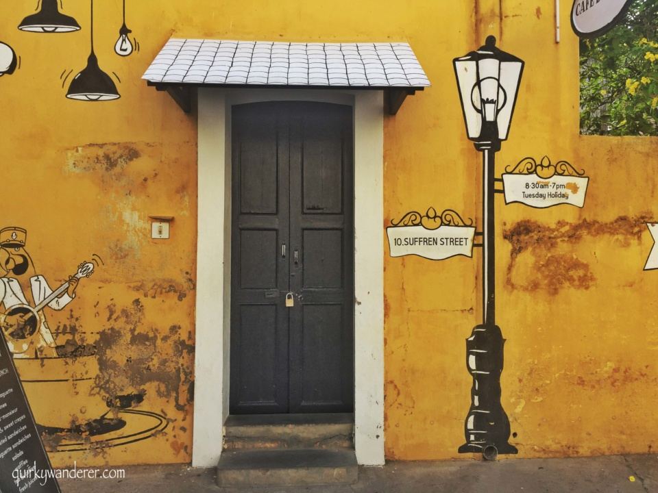 Pondicherry cafes