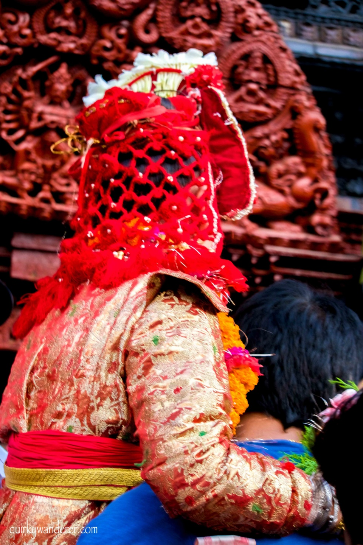 Nepal Kumari tradition