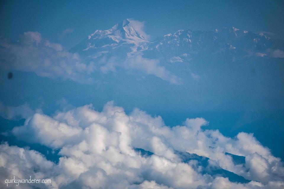 Himalayas nagarkot