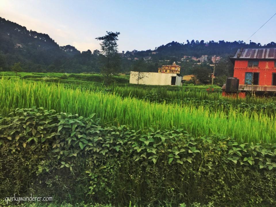 Nepal countryside