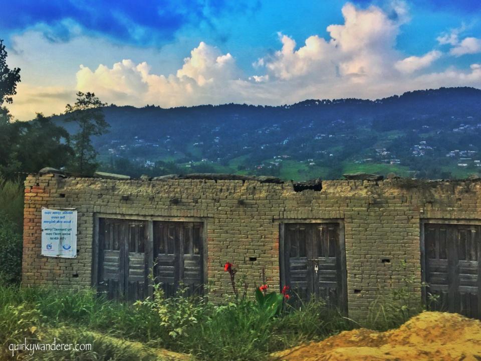 Nagarkot nepal villages