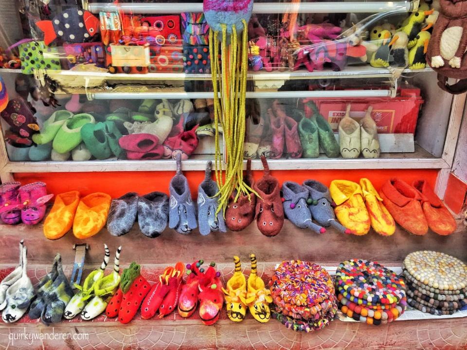what to buy in Kathmandu