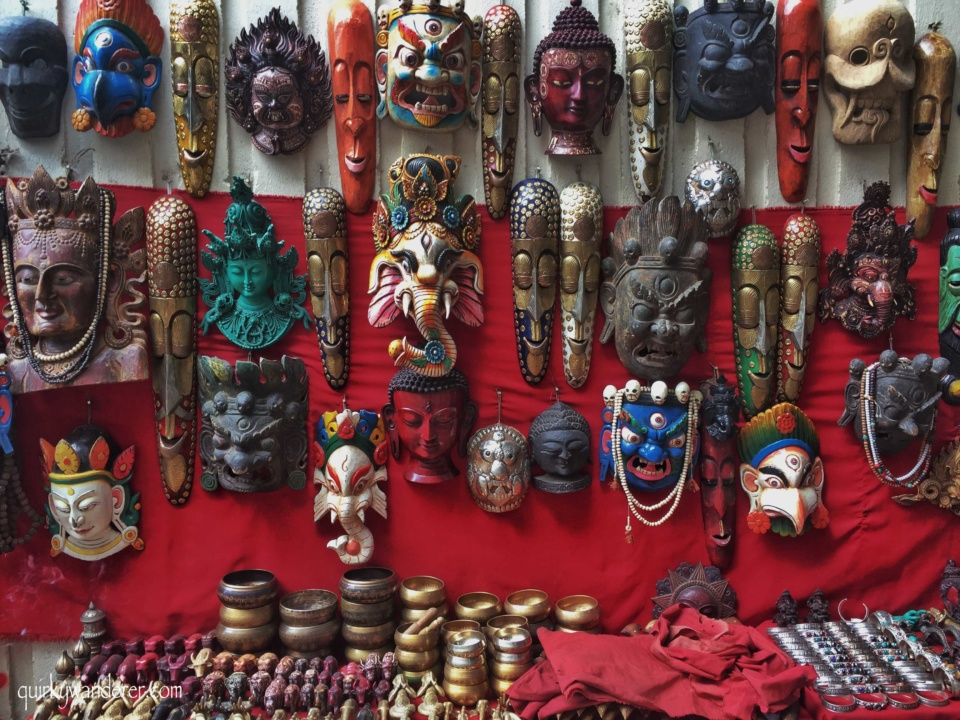 where to go shopping in Nepal