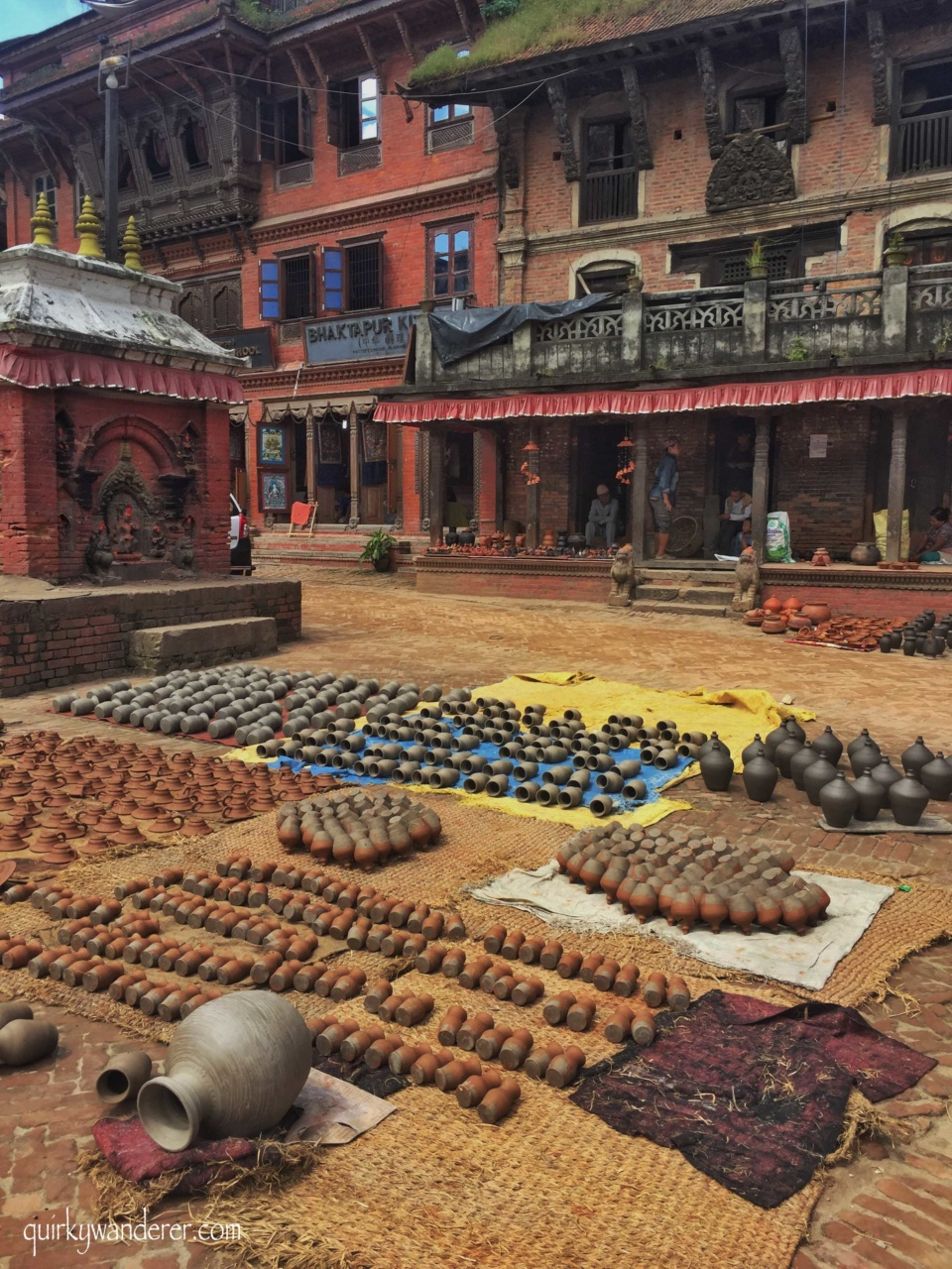 Bhaktapur Nepal what to buy