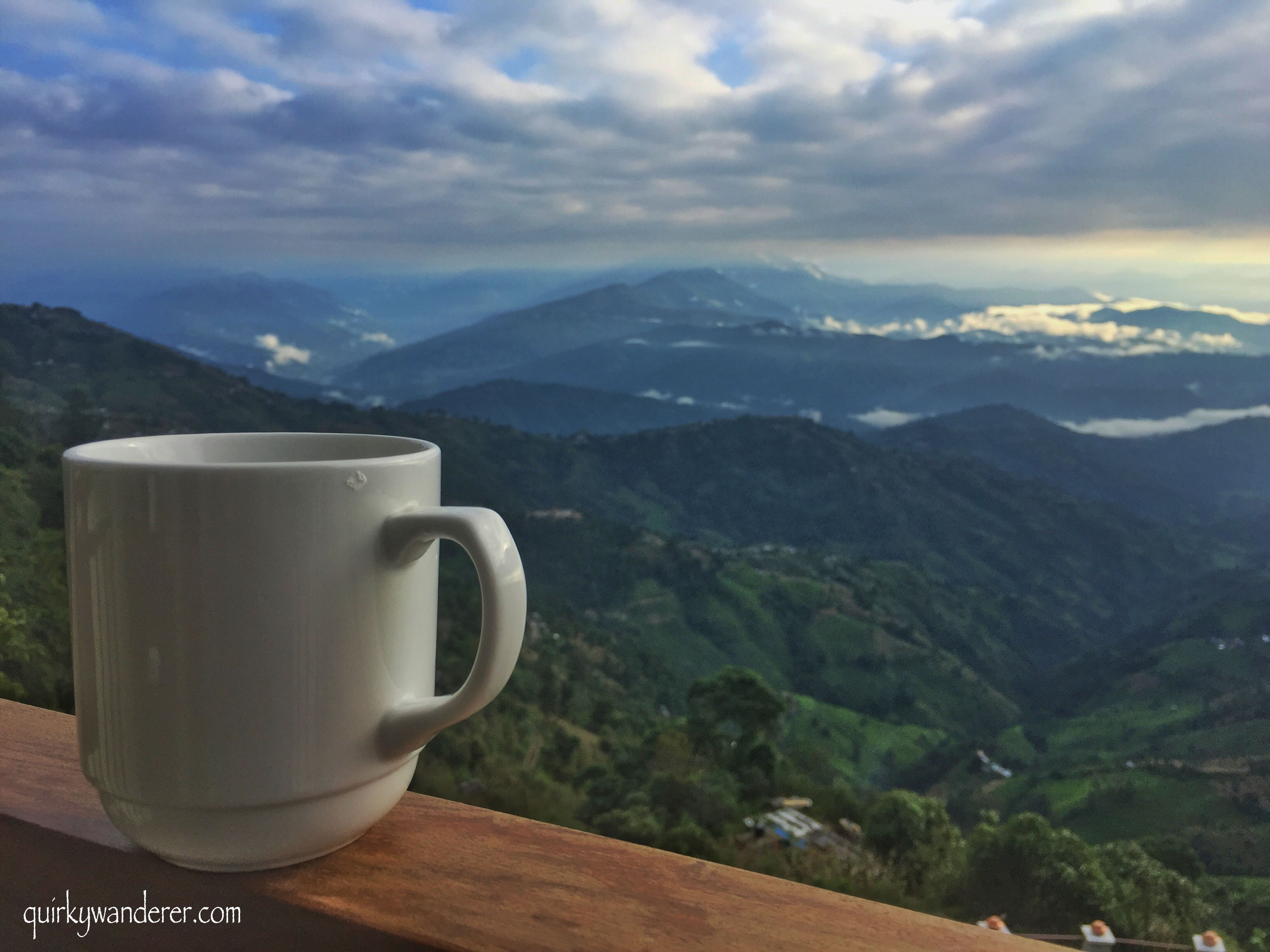 where to stay in nagarkot