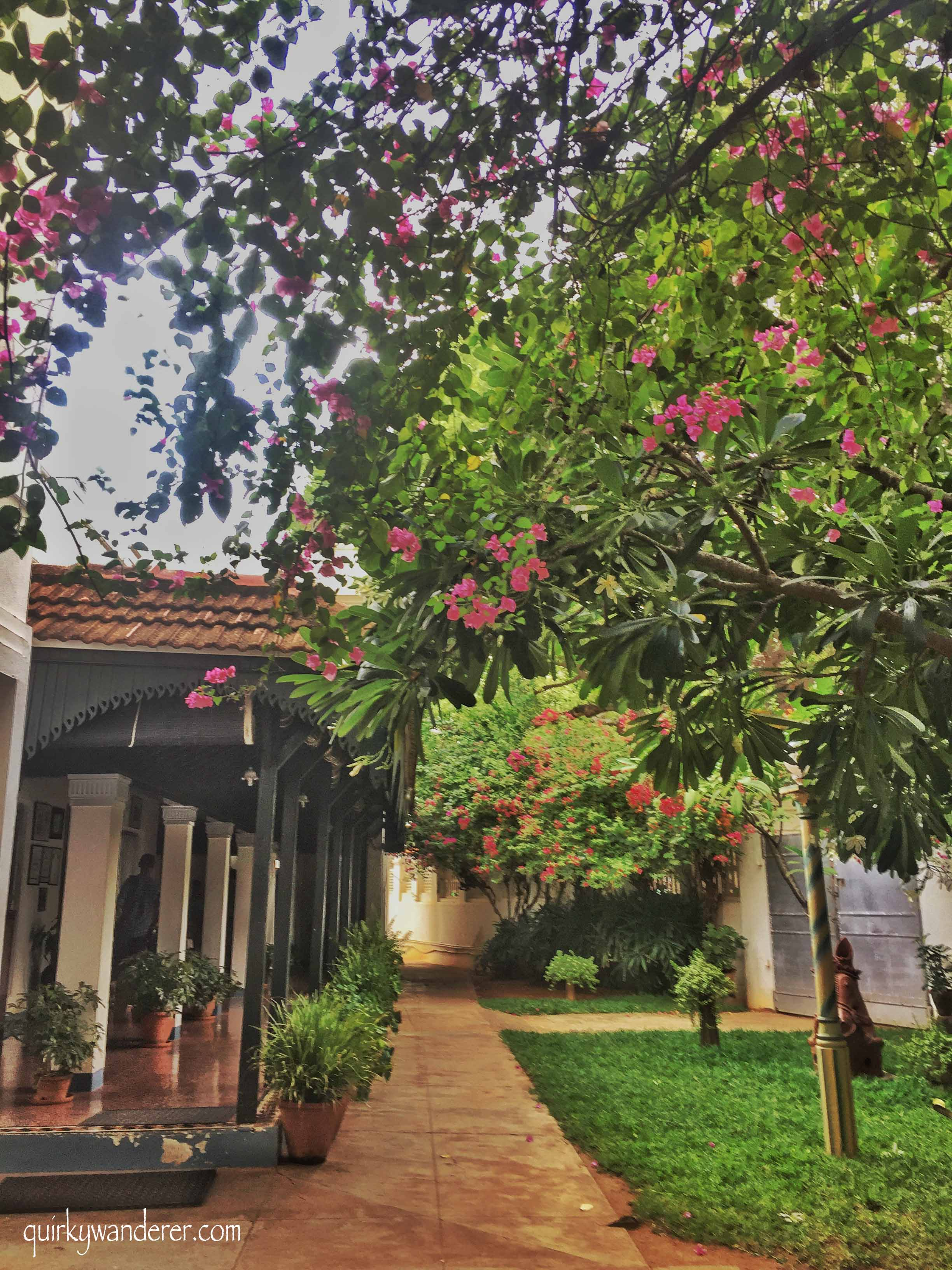 where to stay in karaikudi