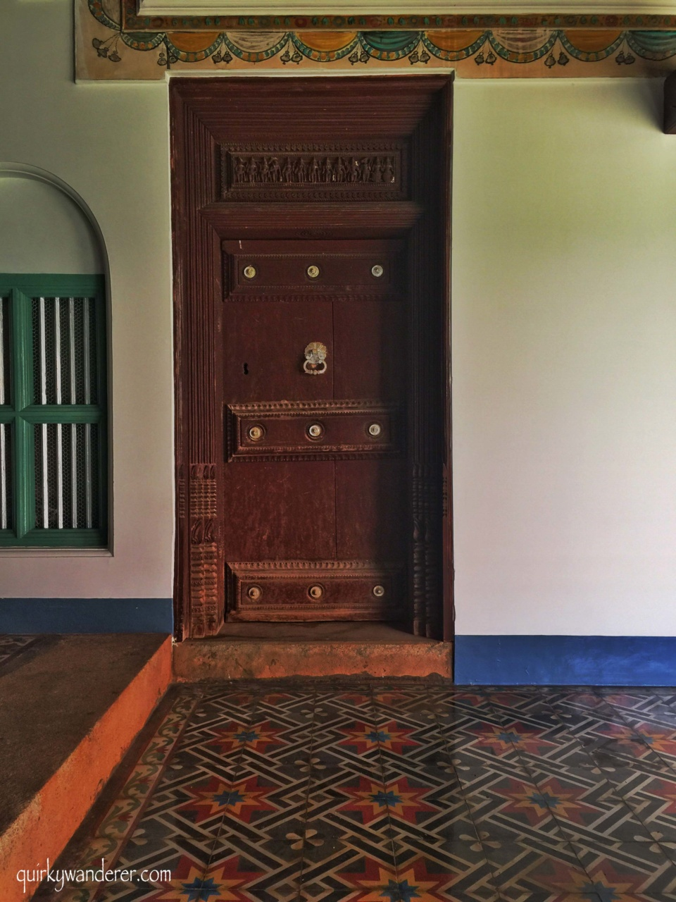 doors of Tamil Nadu
