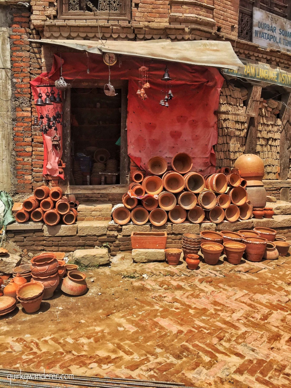 Pottery in Nepal