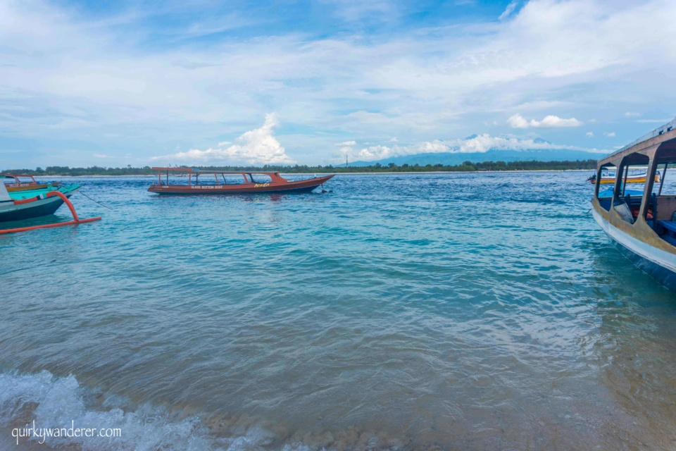 Gili Trawangan how to reach