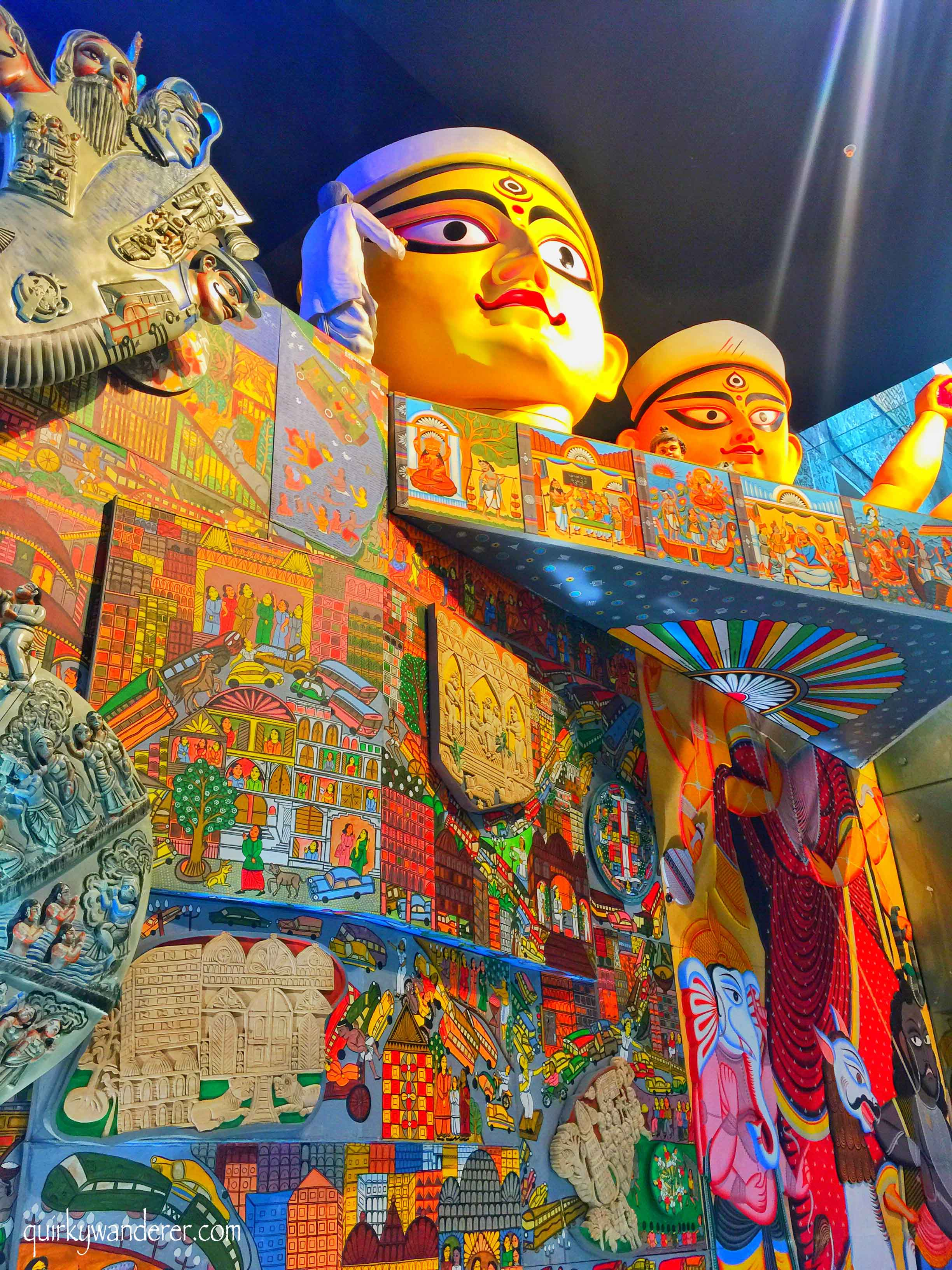 What can you do between long flights at the CSIA, terminal 2 at the Mumbai Airport. You can visit the Jaya He museum and admire the arts and crafts of India