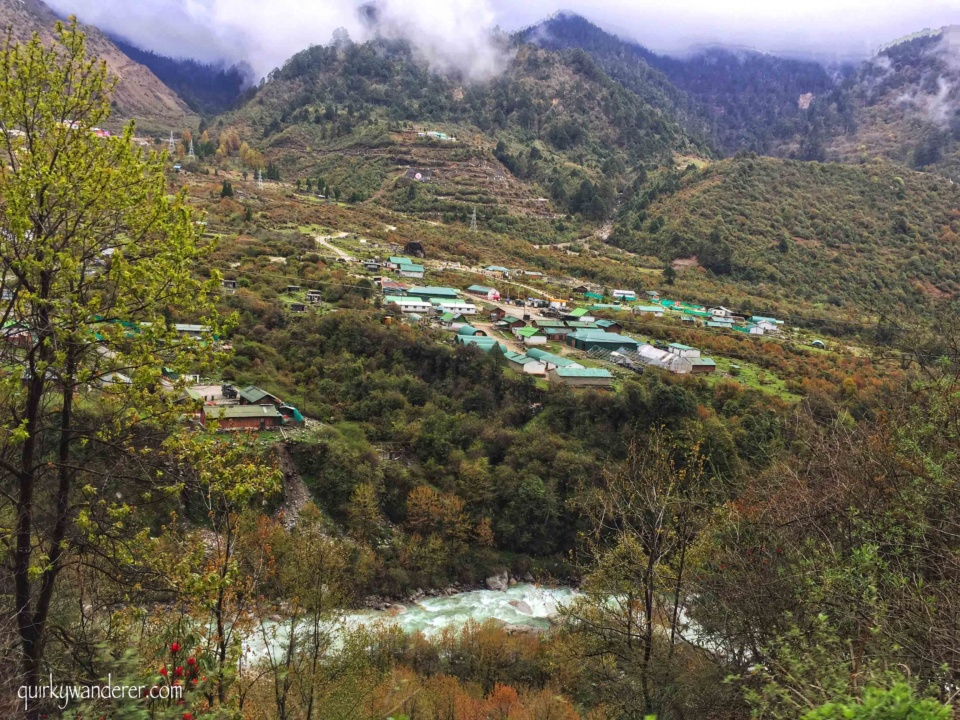 Yumthang valley in North Sikkim is known for its rhododendron blooms, dramatic scenery and the mighty Teesta river that flows in its scenic environs.