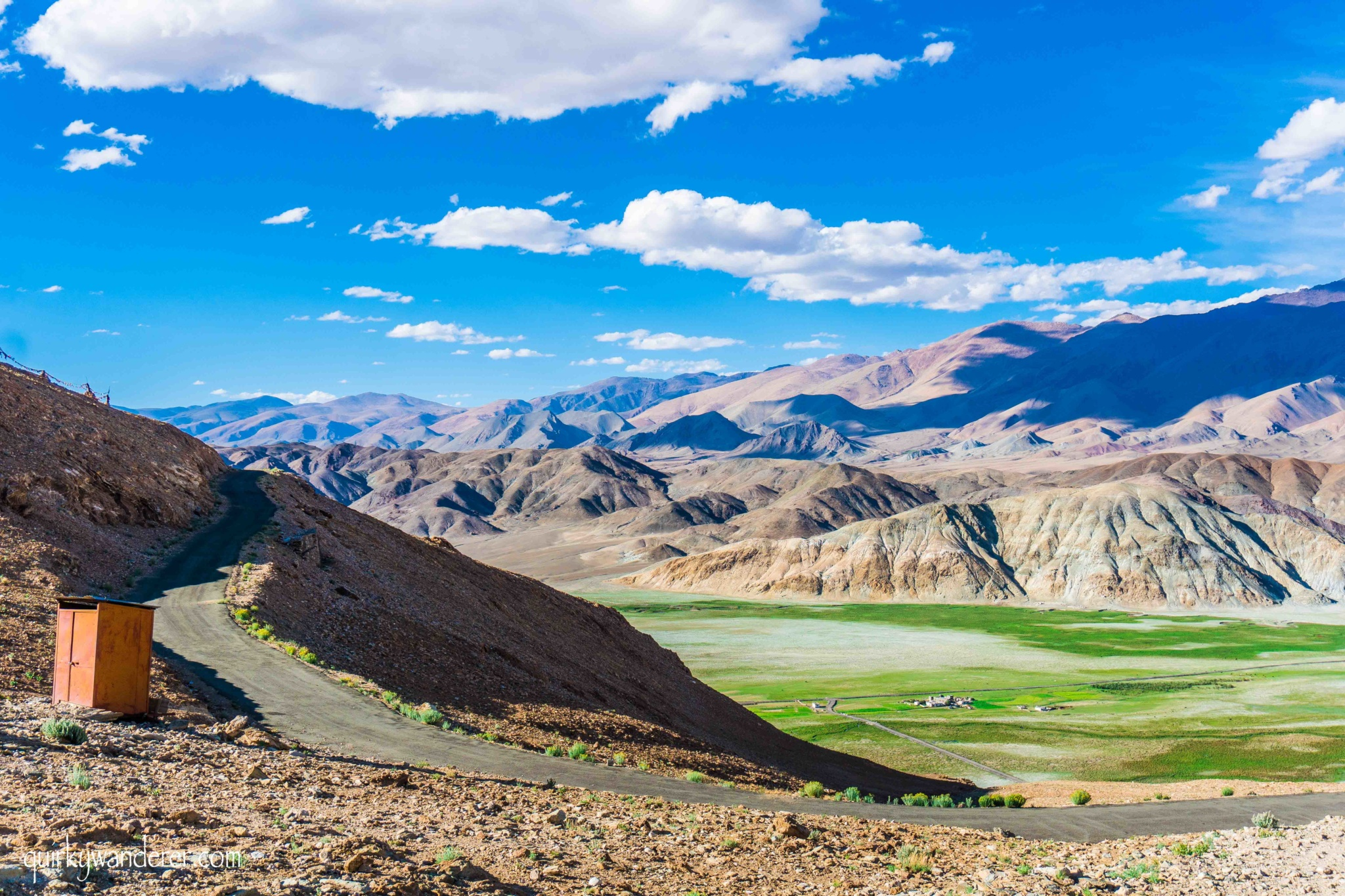 Hanle village highest observatory