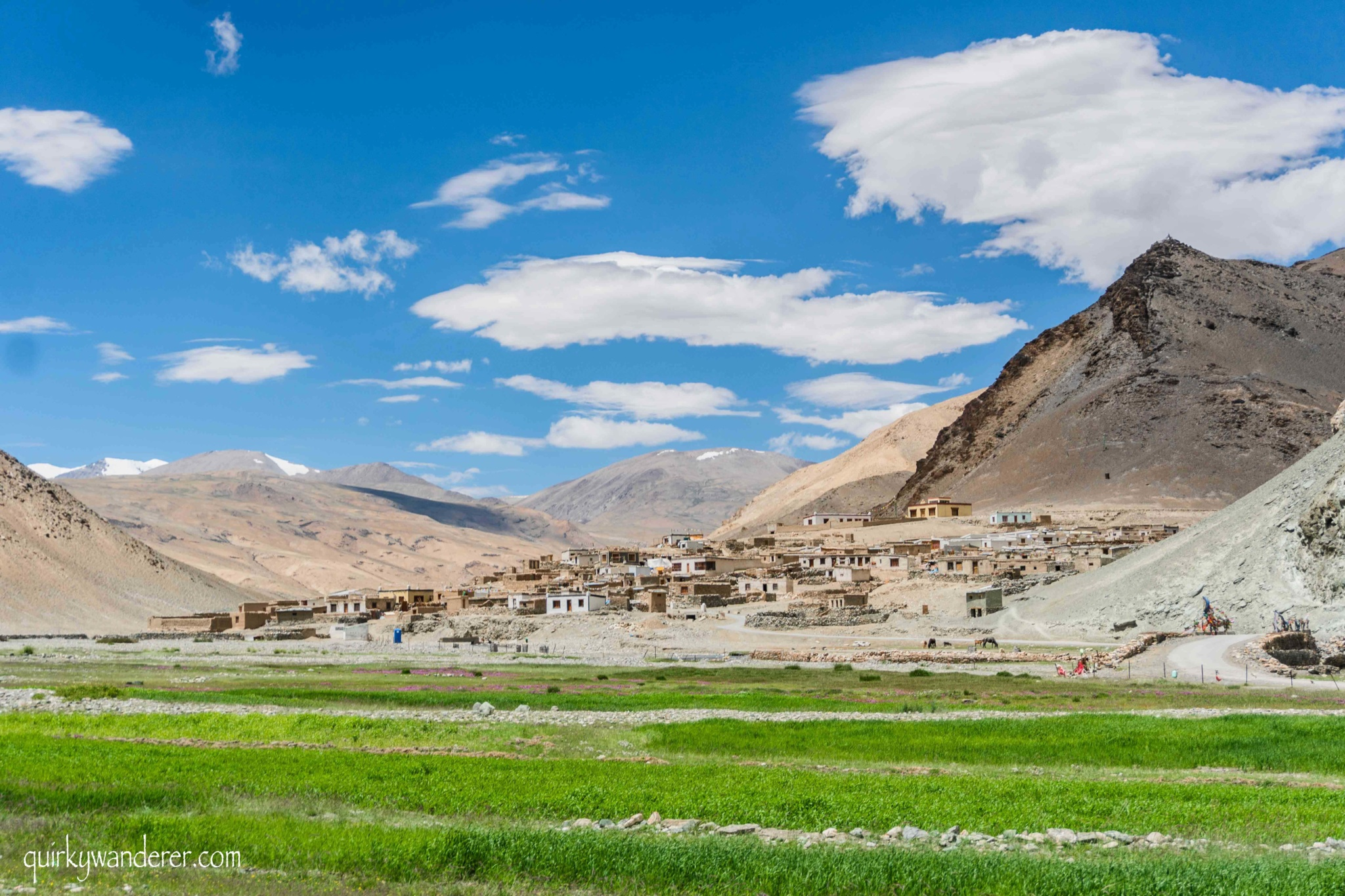 Villages in Ladakh