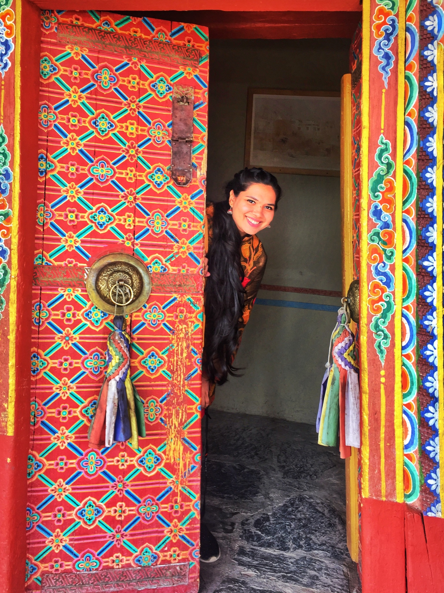 doors of Leh