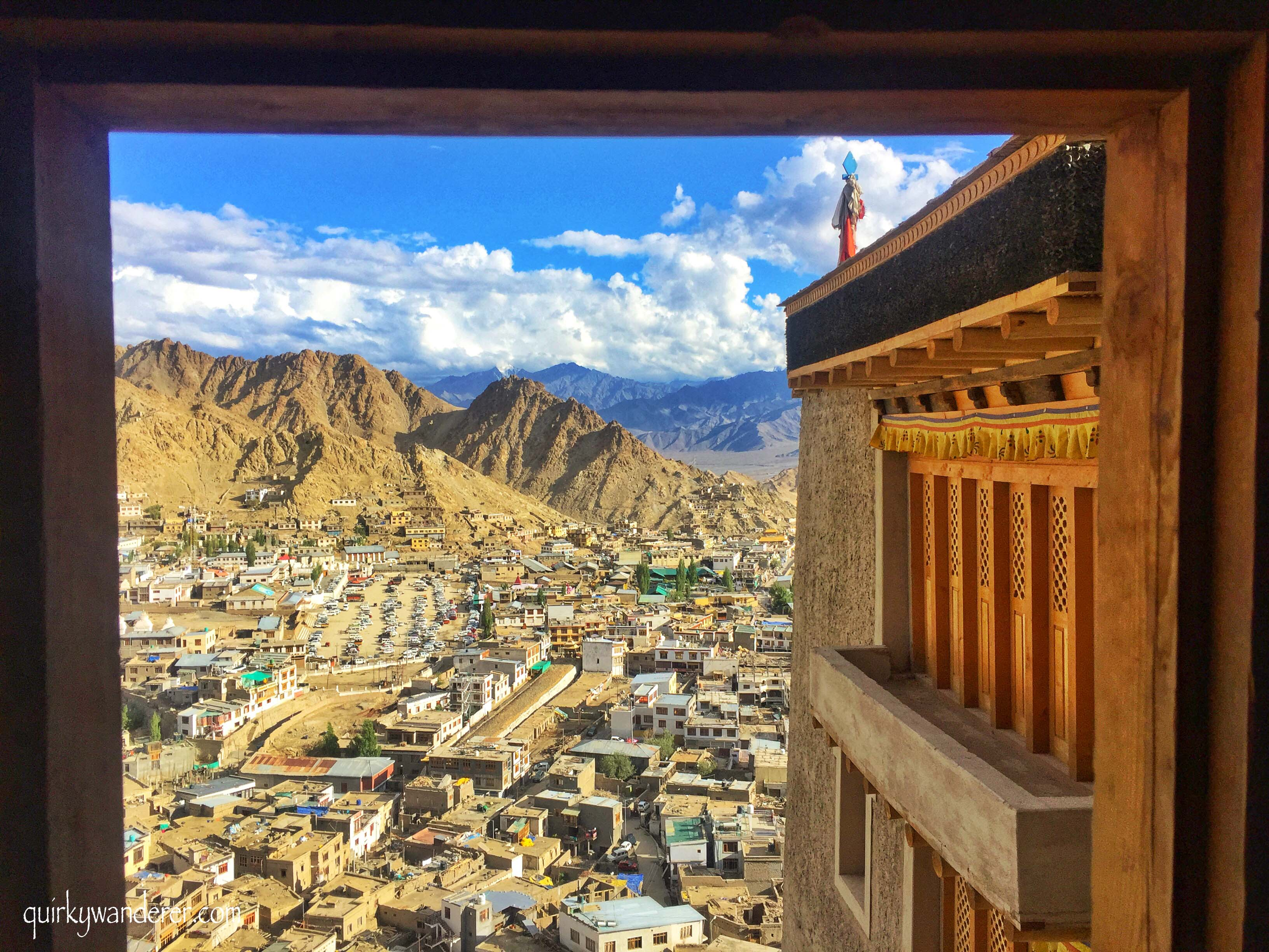 Leh palace when to visit