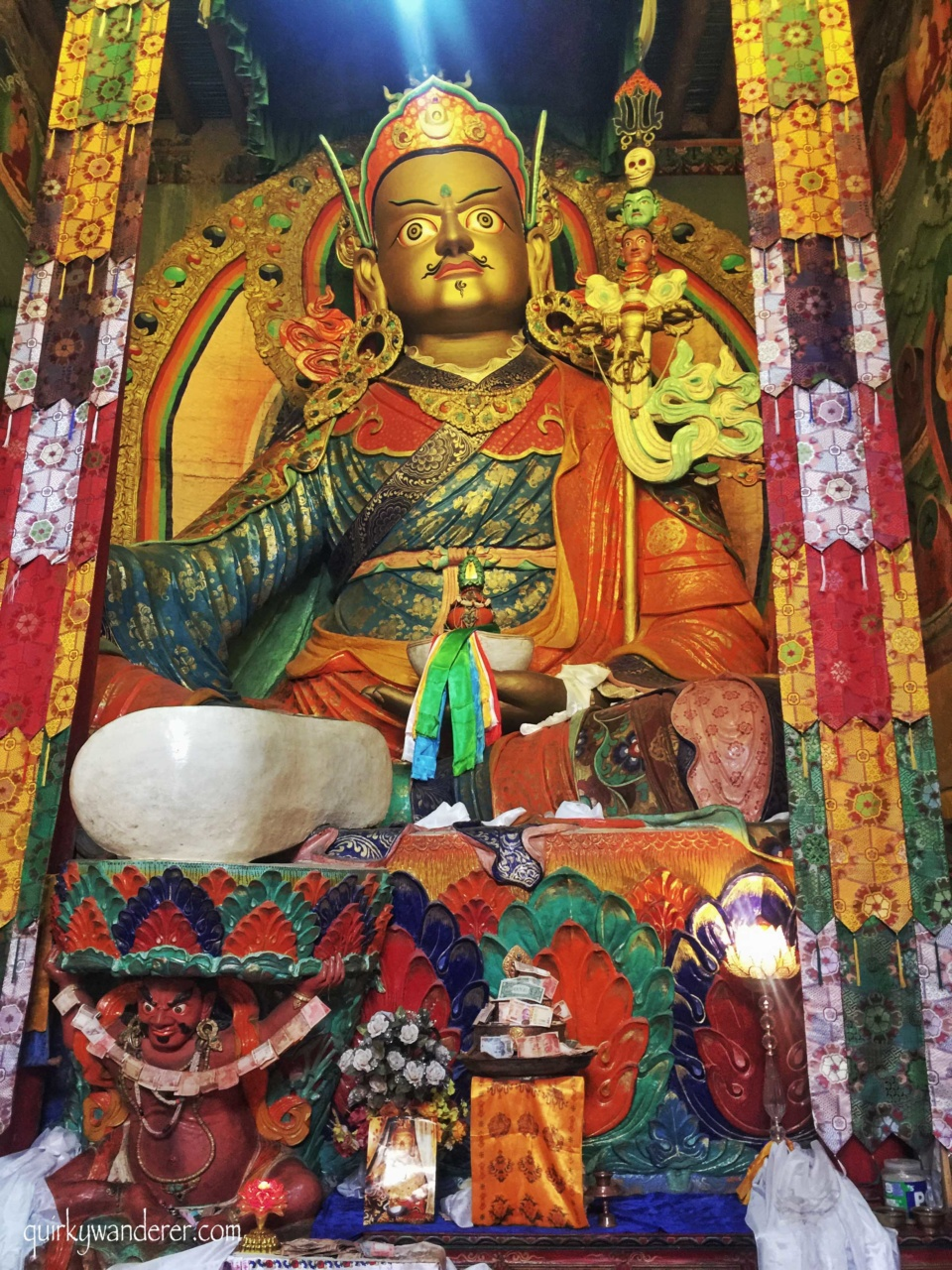 Biggest monastery in Leh