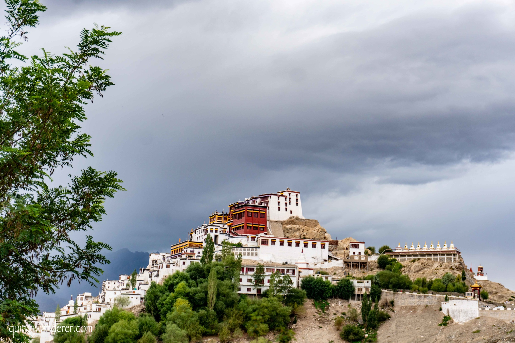 Monasteries of Leh