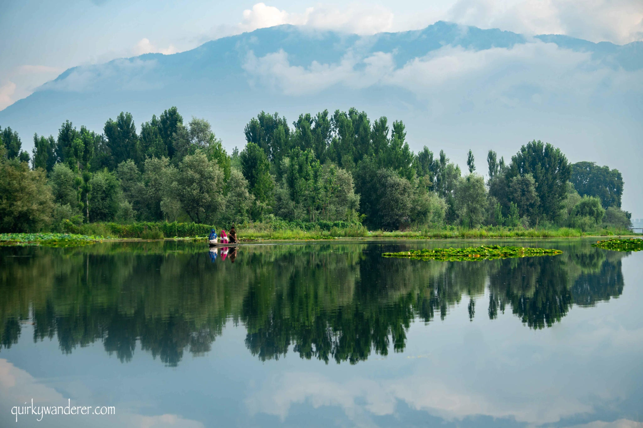 Offbeat lakes in Kashmir