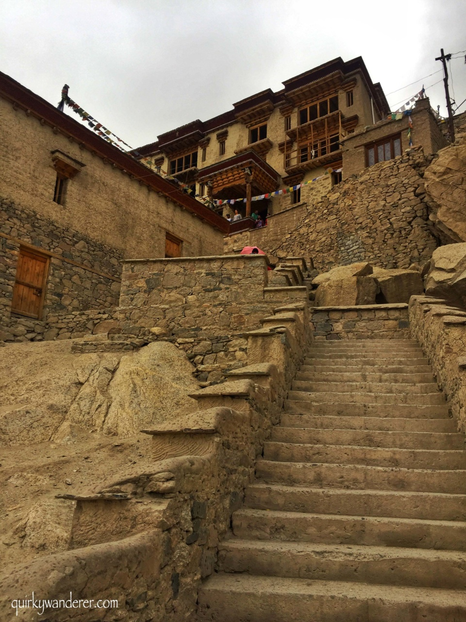 Palaces in Leh