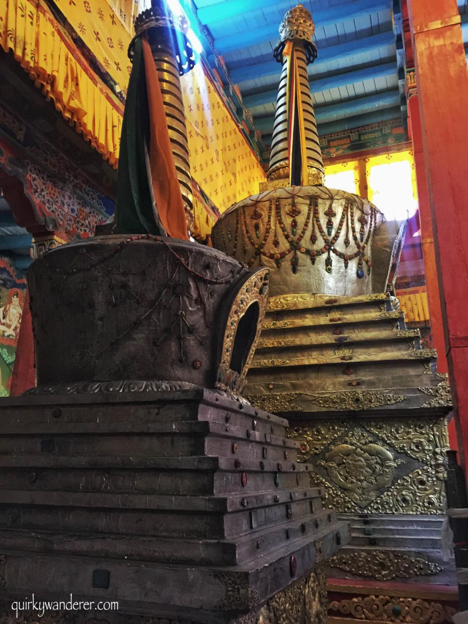 wealthiest monastery of Ladakh