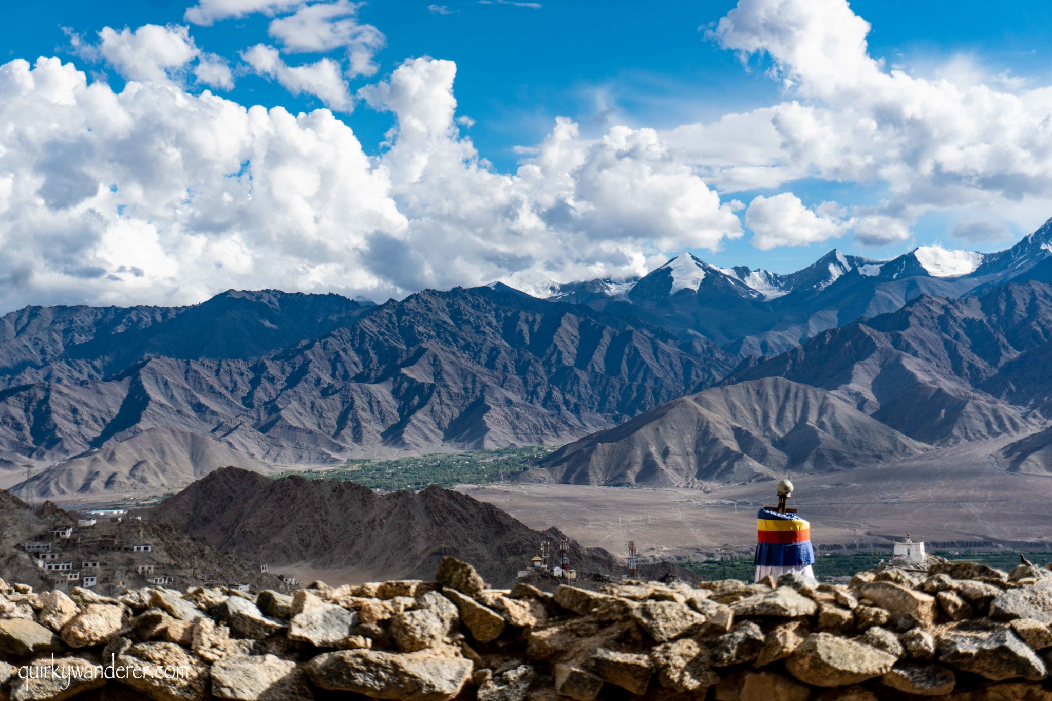 Best views of Leh city