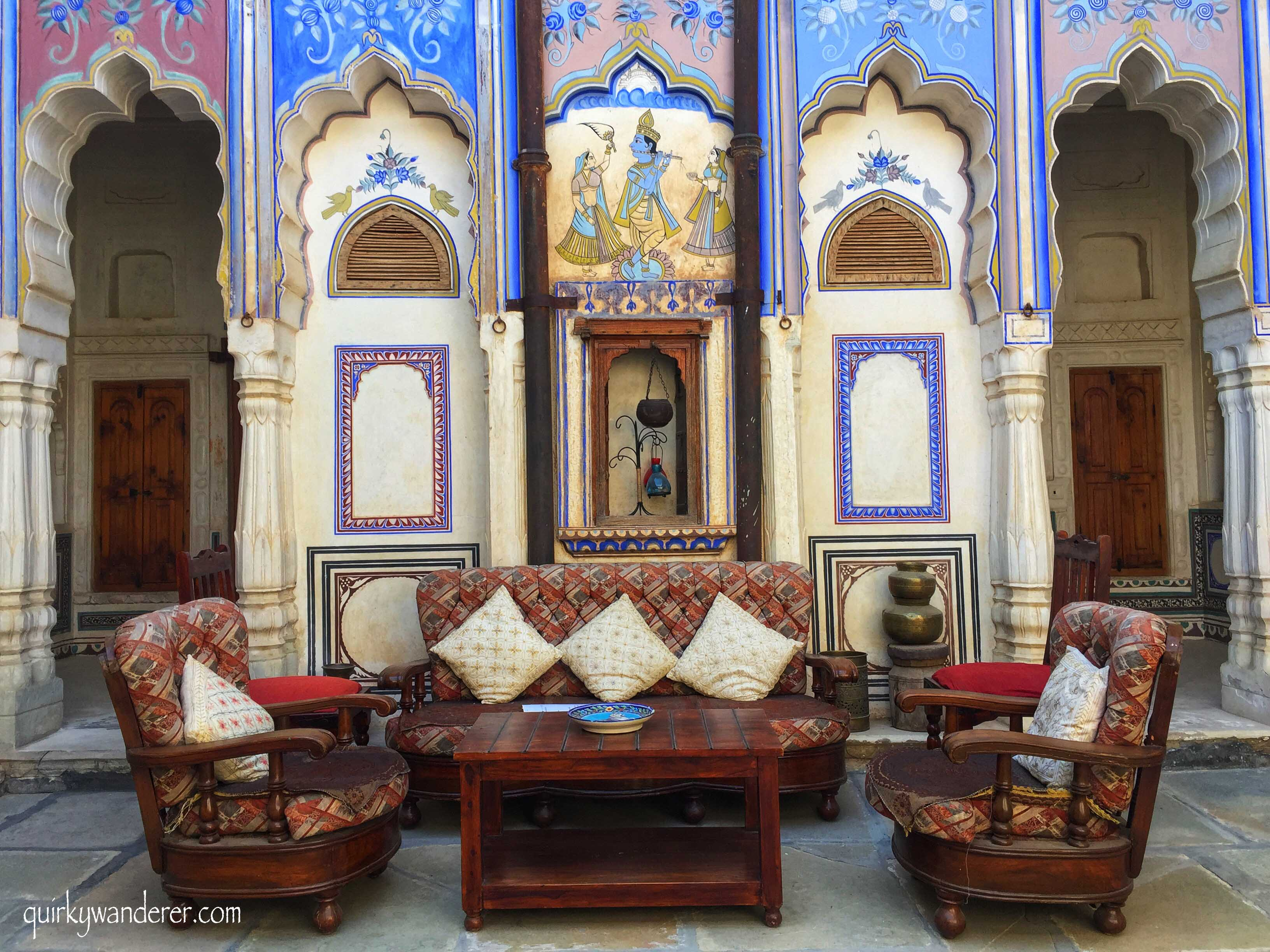 Where to stay in Shekhawati , Rajasthan