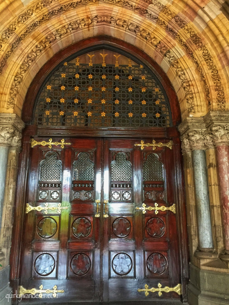Doors of Mumbai