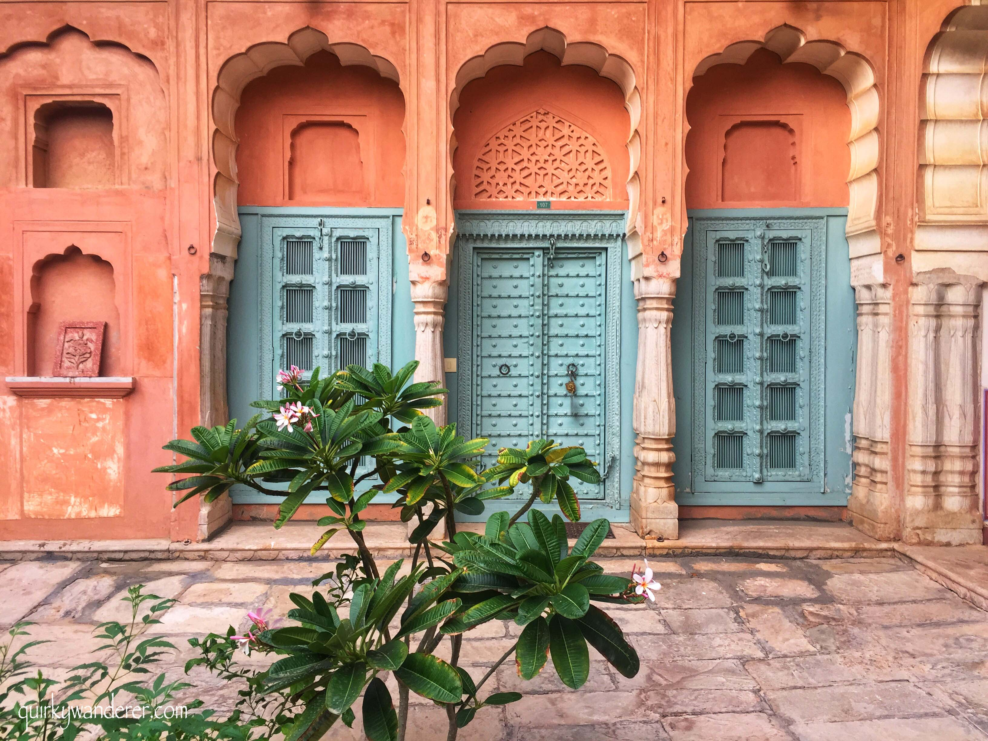 Where to stay in Shekhawati