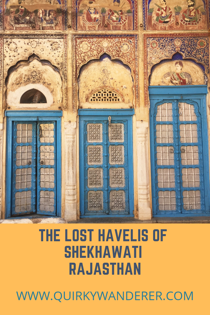 Shekhawati travel guide