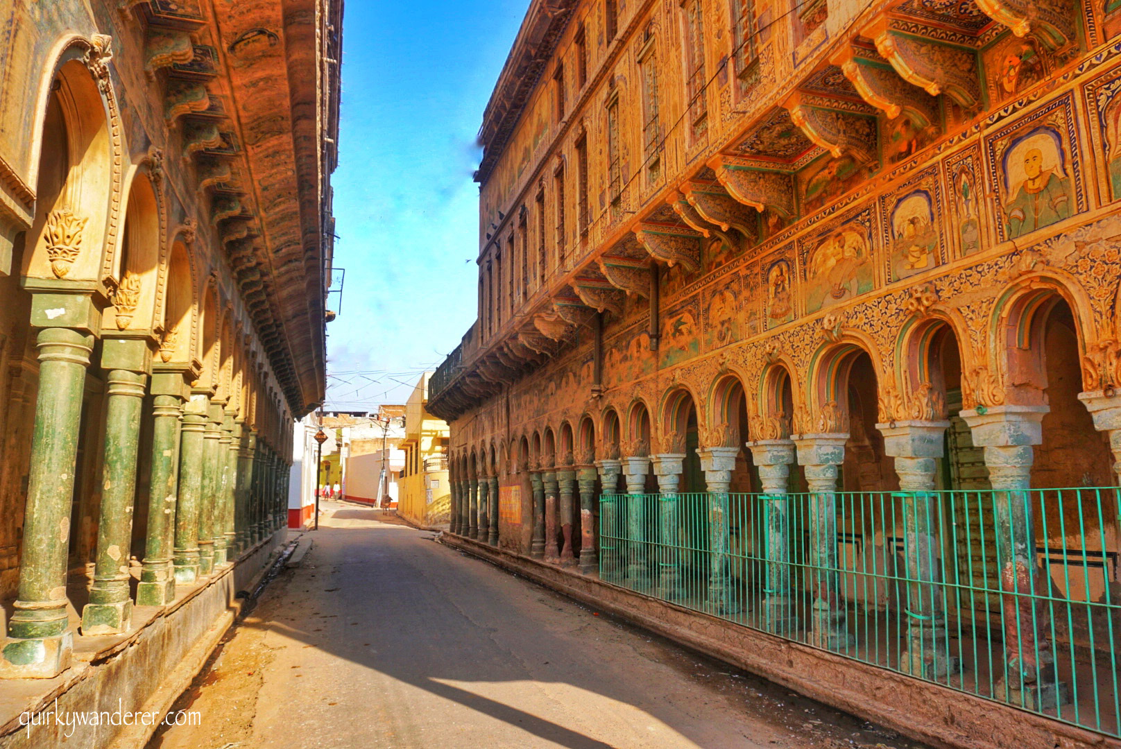 Churu travel guide , Shekhawati