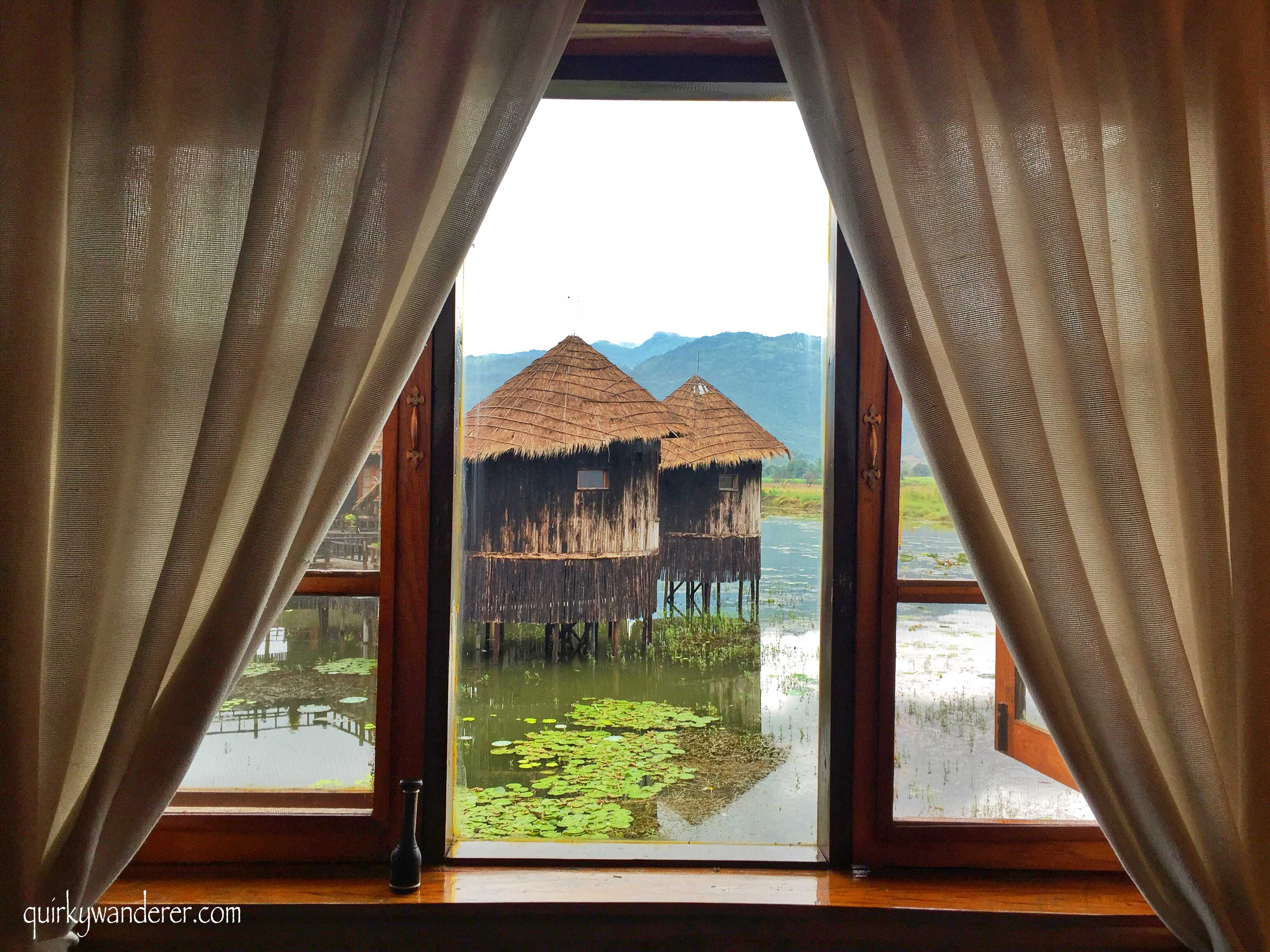 Best hotels in Inle lake