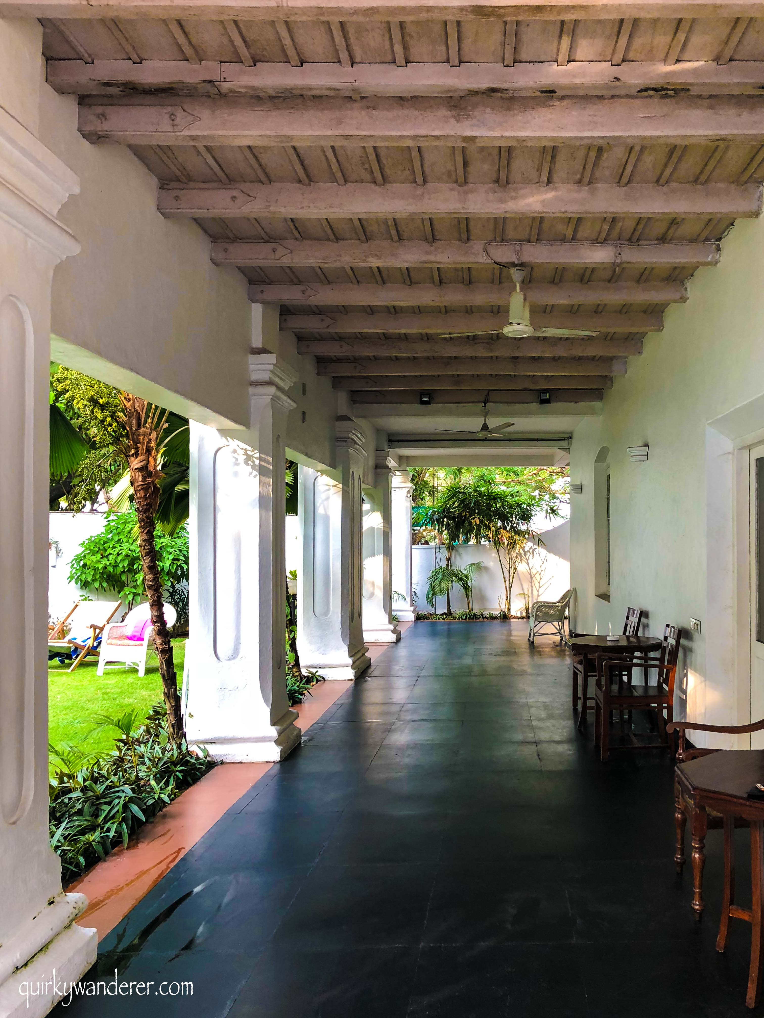 best places to stay in Fort kochi