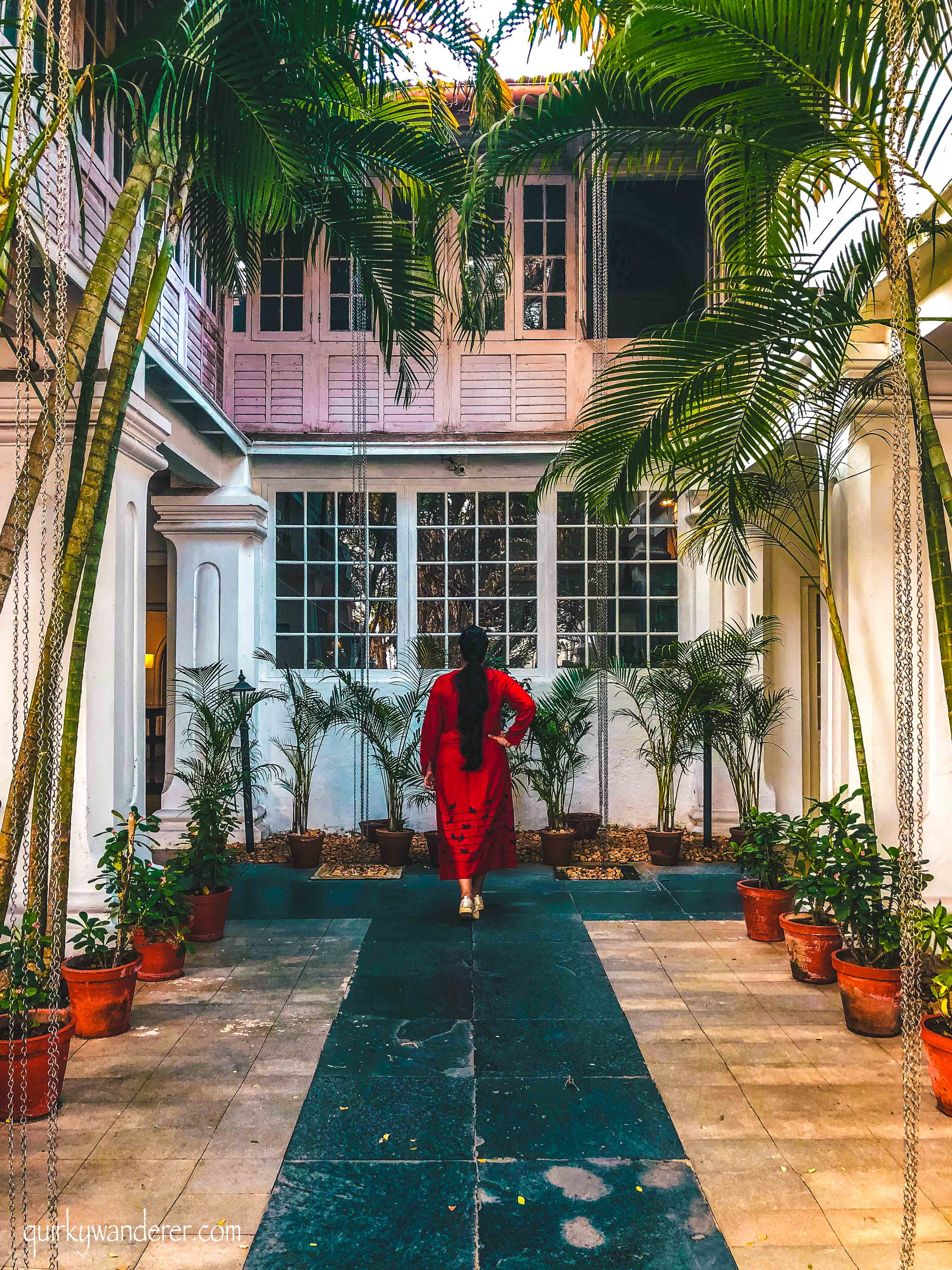 Where to stay in Fort Kochi