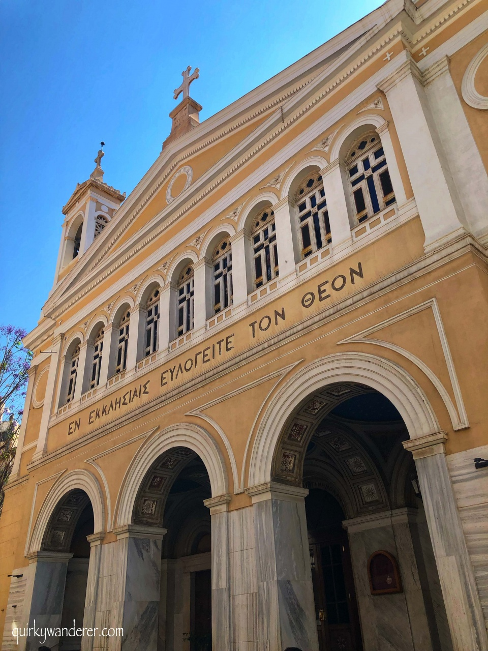 Churches in Athens