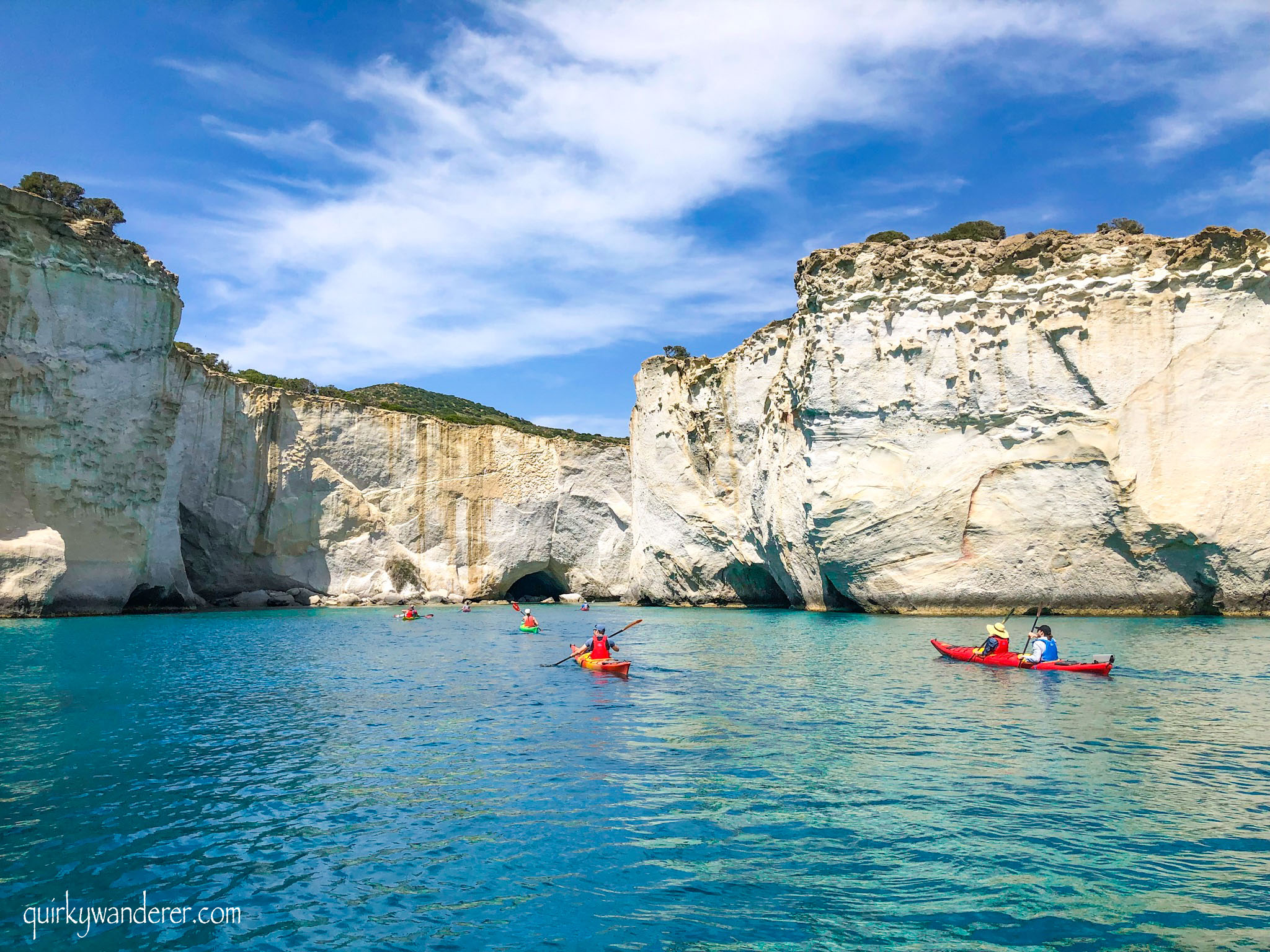 Things to do In Milos Greece