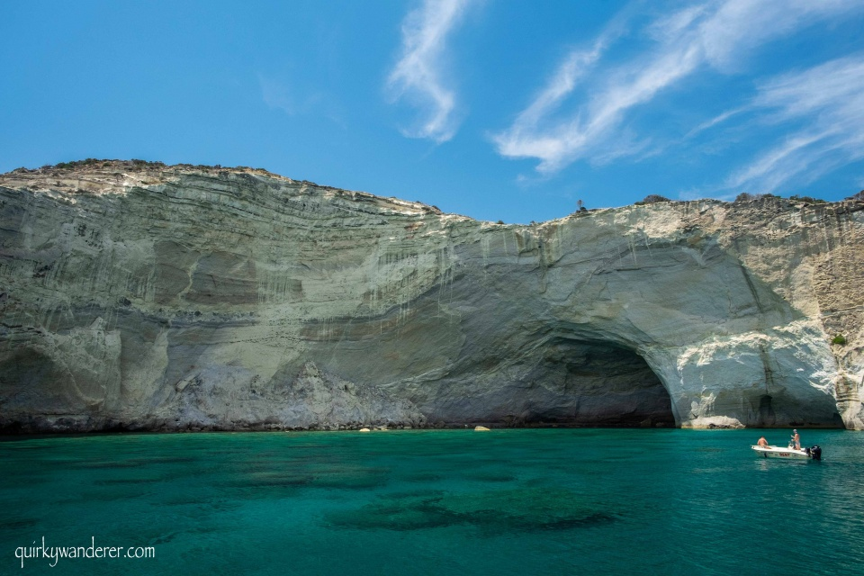 Reasons to visit Milos