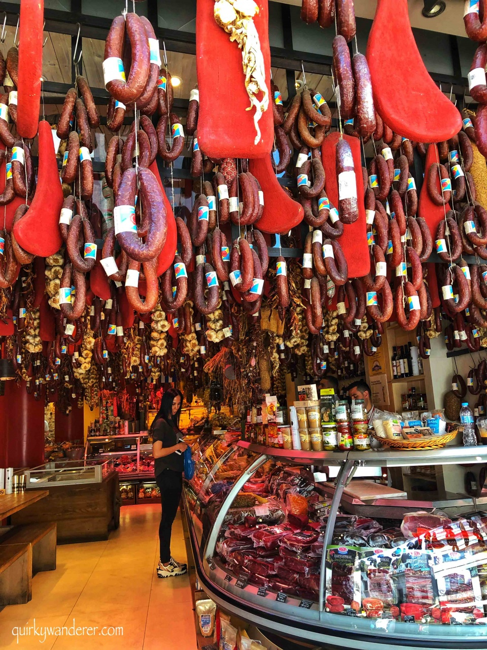 Best food tour in Athens