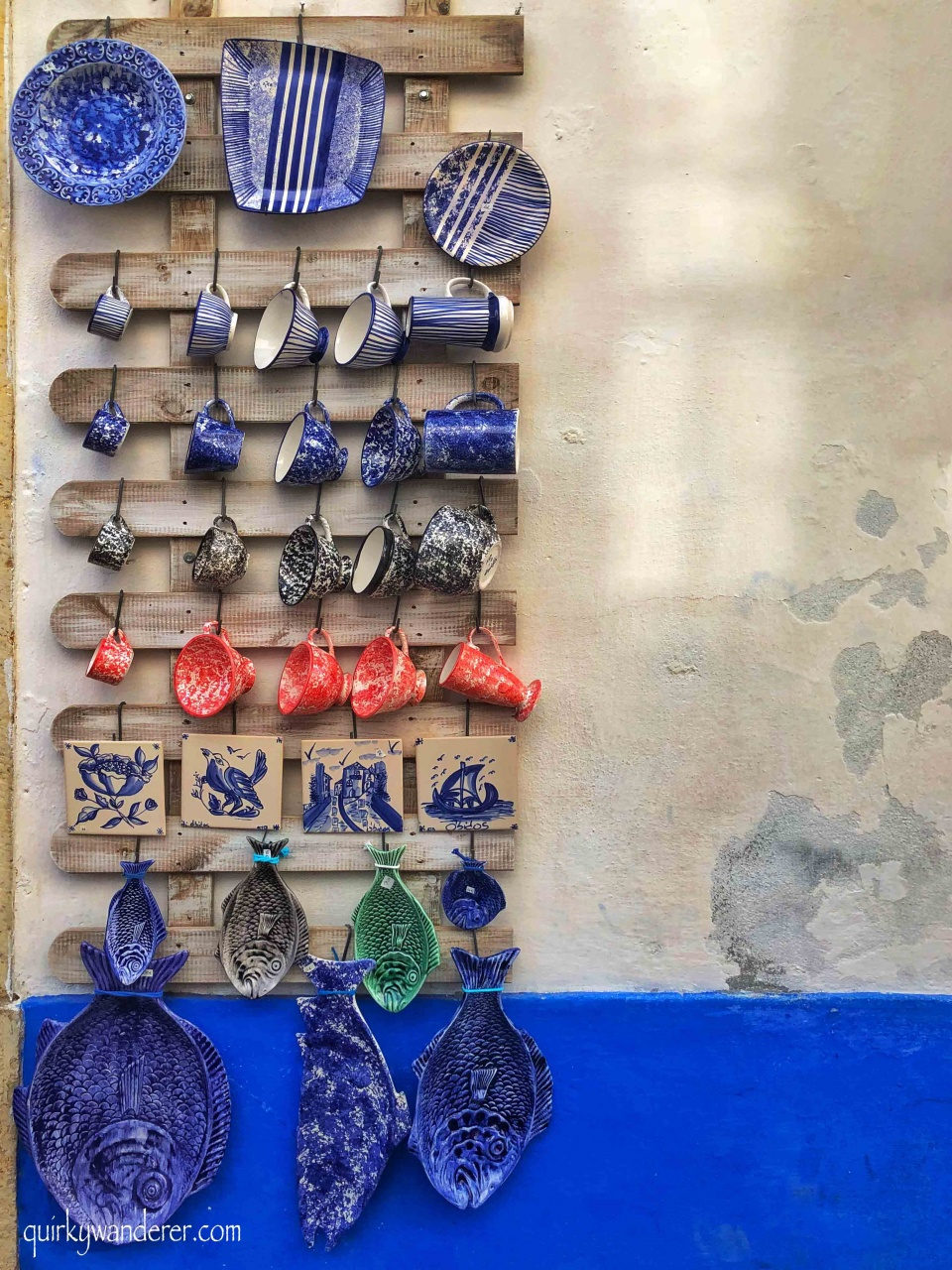 shopping in portugal ceramic products