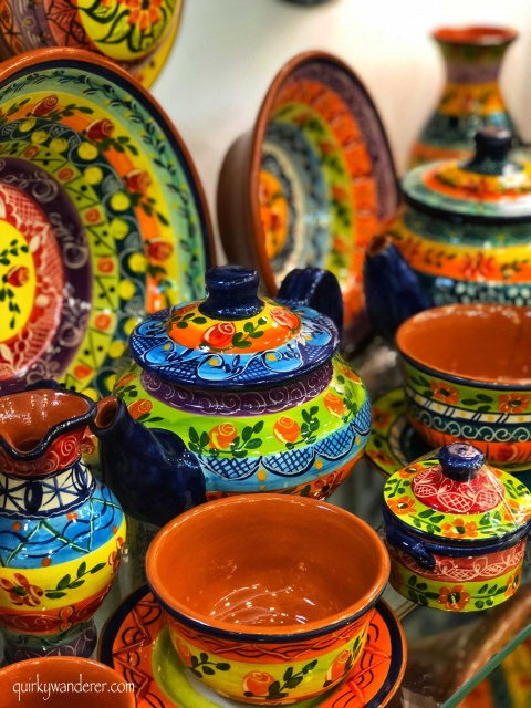 shopping in portugal : ceramics