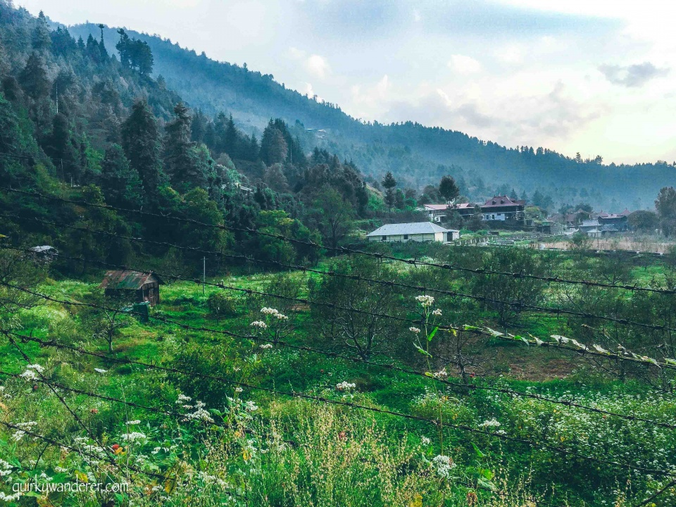 Offbeat places in Himachal pradesh