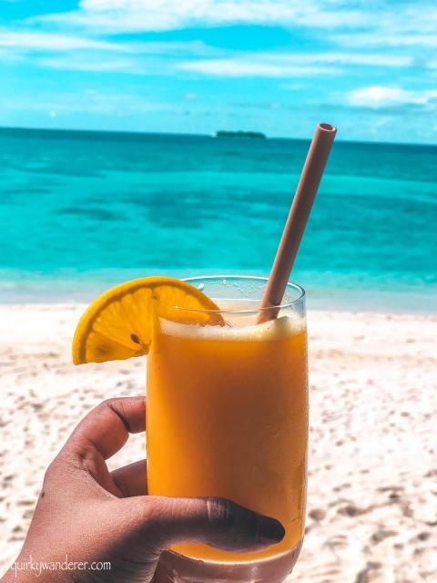 Restaurants in Movenpick Maldives