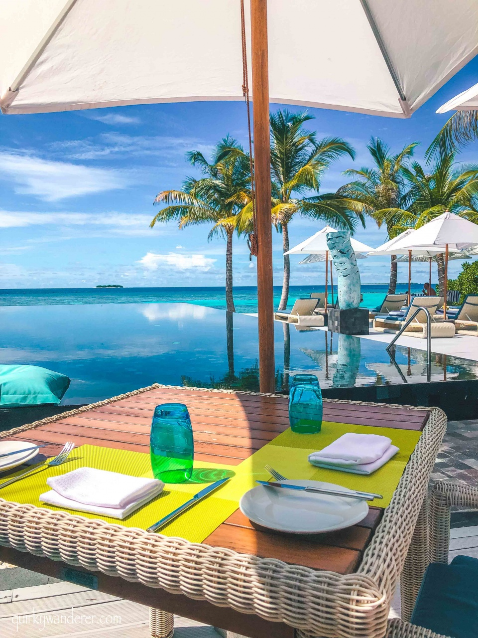 Restaurants in Movenpick Maldives