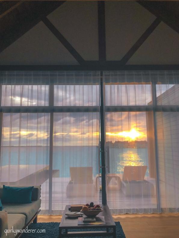 Best private island resort in Maldives