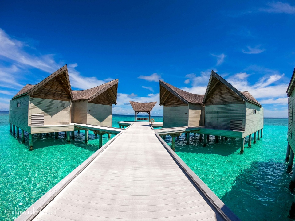 Best private island resort in Maldives
