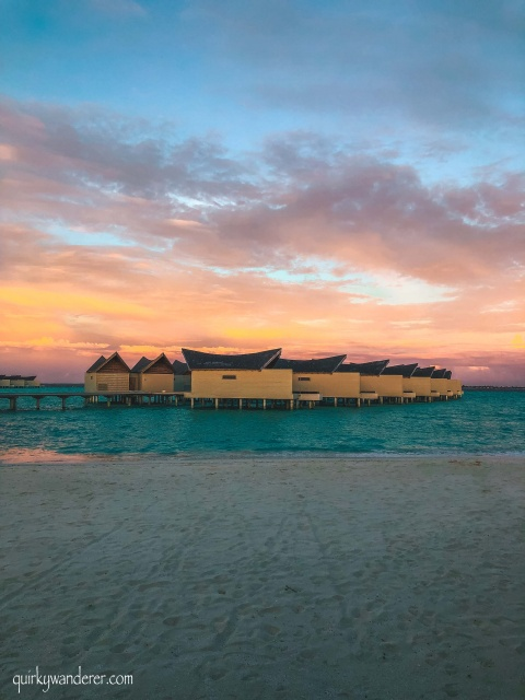 Best luxury island resorts in maldives